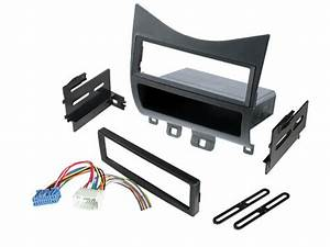 Honda Radio Stereo Install Dash Kit With Wire Harness