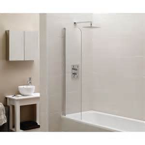 bathtub splash guard glass 1400mm bath shower screen images