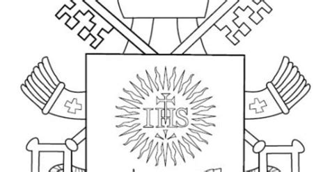 Coat Of Arms Coloring Page... When The Page Is Colored