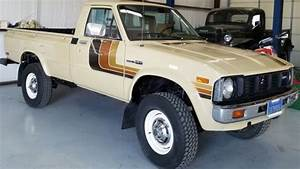 1980 Toyota Truck Longbed 4x4 20r 4 Speed 130 500 Miles