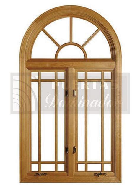 ventanas de madera mediopunto amplio catalogo dominador