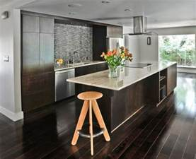 dark kitchen cabinets with light floors home design ideas