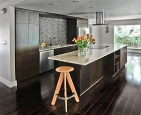 dark kitchen cabinets with light floors home design ideas