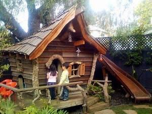 Cabane En Bois Pour Enfant : plan cabane en bois pour enfant plus tard pinterest ~ Dailycaller-alerts.com Idées de Décoration