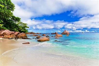 Beach Sand Ocean Tropical Summer Water Near