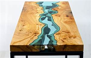 Gorgeous Glass River Inlays Breathe Life into Sustainably