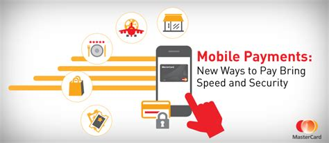 Mobile Payments News by Mobile Payments New Ways To Pay Bring Speed And Security