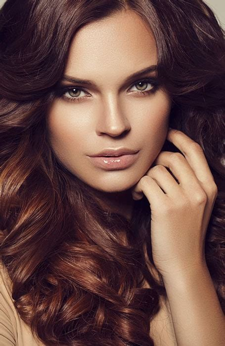 Rich Chestnut Brown Hair by 60 Best Brown Hair With Highlights Ideas The Trend Spotter
