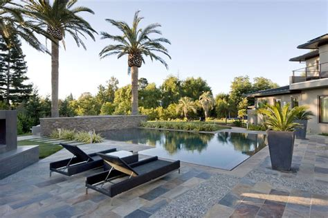 pools landscapes and patios contemporary pool san