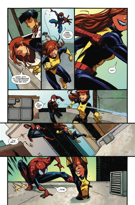 paul tobin discusses spider girl  marvel adventures
