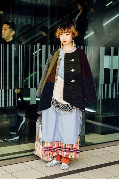 Tokyo Street Week Looks Tokyofashion Credit Fashionista