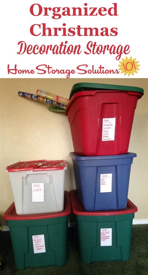 christmas storage containers festive   hold