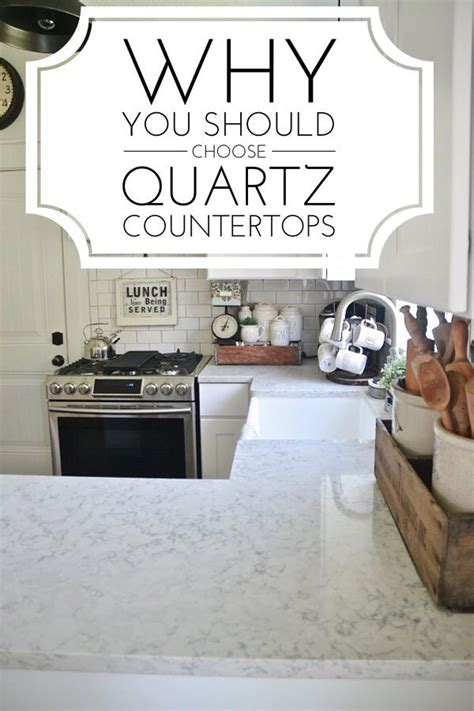 quartz counter ideas  pinterest counter tops