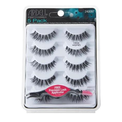 ardell wispies lashes natural demi multipack pack most cosmetics