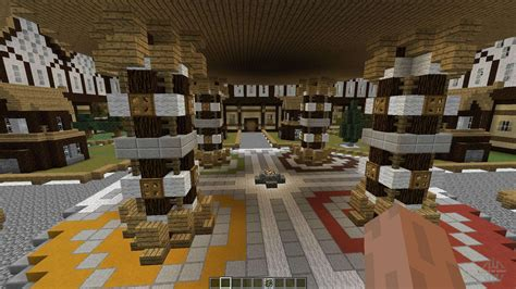 Lobby For Minecraft