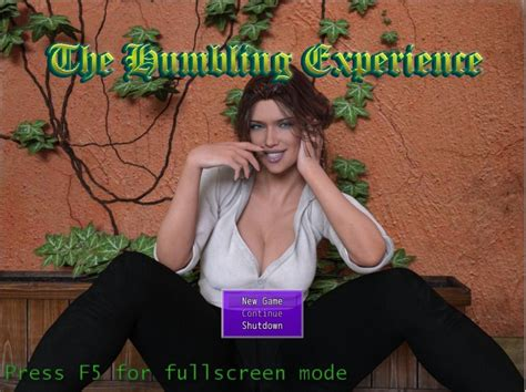 Download The Humbling Experience Version 032 Beta 2