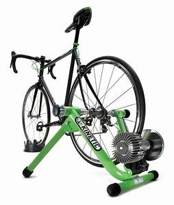 Kinetic Road Machine Fluid Bike Trainer Review  Features
