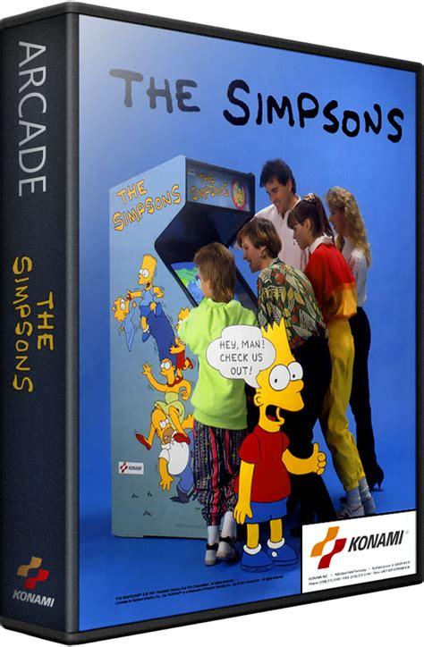 simpsons details launchbox games