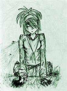 Manga Character Drawings · A Manga Drawing · Drawing on ...