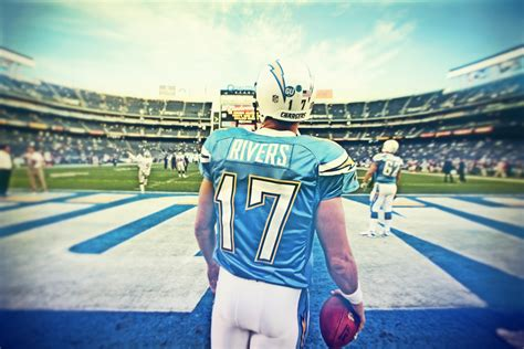 philip rivers wallpaper chargers