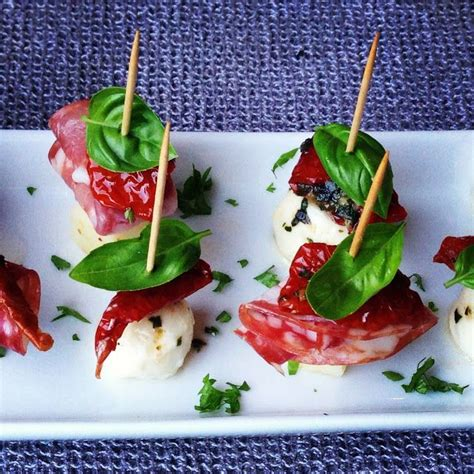 canapes italien 22 best images about canapes on wedding