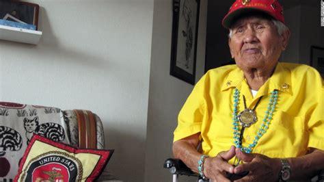 Joe Hosteen Kellwood, Navajo Code Talker Of Wwii, Dies