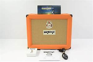 Orange Amplifiers Rocker 30 Series Rk30tc 30 Watt 1x12