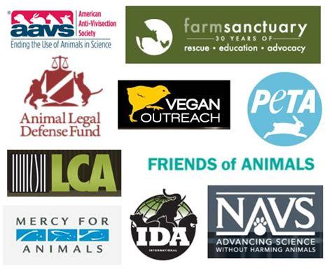 animal rights welfare  wildlife organizations