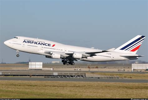 F-GITE Air France Boeing 747-428 Photo by samuel dupont