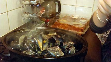 recette de moule mariniere de mamie
