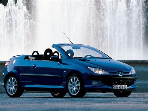amazing peugeot 206cc peugeot 206 cc specs 2001 2002 2003 2004 2005 2006