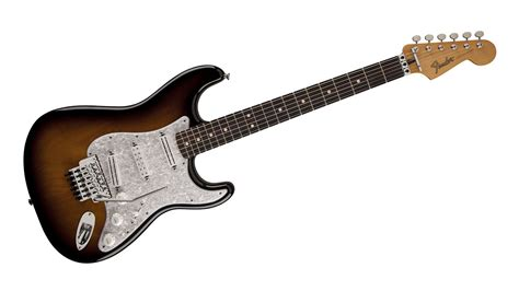 stratocasters guitar musicradar strat fender pick dave guitars floyd candy apple rose