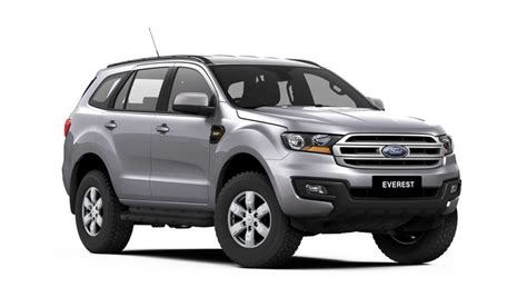 Ford Suv Car by Ford Everest 2017 New Car Sales Price Car News Carsguide