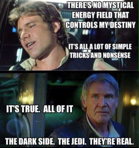 Solo Meme - star wars memes