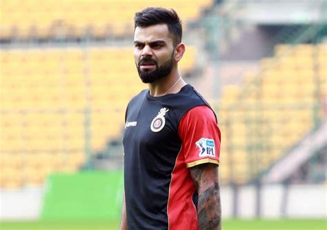 virat kohli  beard insured india captain reacts