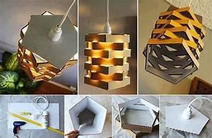 Coole Sachen Selber Bauen : 35 bastelideen f r diy lampe freshouse ~ Markanthonyermac.com Haus und Dekorationen