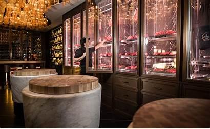 Monaco Butcher Beefbar Restaurant Meat Bar Boucherie
