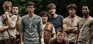 Top 10 'Maze Runner' Moments - Young Entertainment