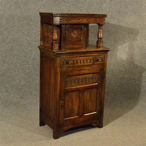 Narrow Sideboard by Antique Narrow Sideboard Cabinet Court Cupboard Antiques