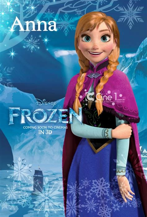 update  unofficial cgi posters  elsa anna