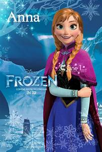 (Un)official CGI Posters of Elsa & Anna from Disney's ...