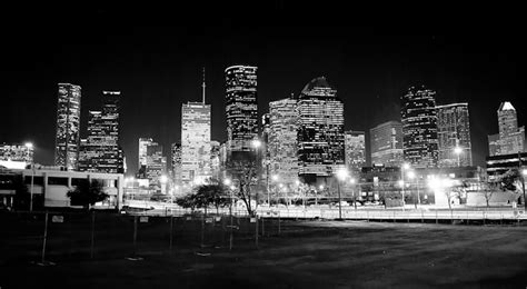 houston skyline  night flickr photo sharing