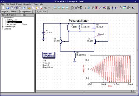 Quite Universal Circuit Simulator Viduweb