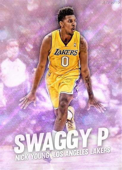 Nick Young Wallpapers Lakers Swaggy Deviantart Cave