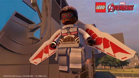 lego marvel avengers screenshots  ds playstation