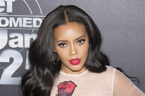 Angela Simmons Is Single For 2018