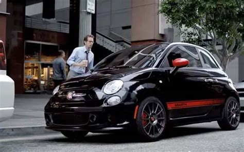 Fiat Car Commercial by Fiat 500 Abarth The Car Commercial