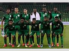 Nigeria national football team Wikipedia