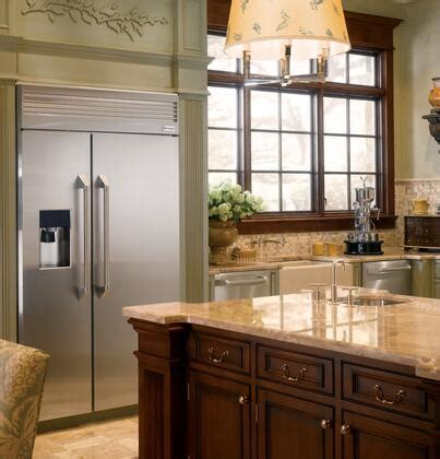 ge monogram zispdhss   monogram series counter depth side  side refrigerator