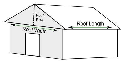 roof pitch calculator   accurate roof slope estimate